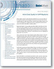 Active Data Quality Solutions Sheet
